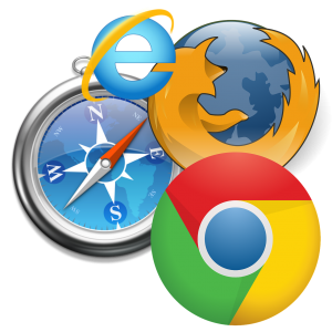 Web browsers are useful, but they might not be the best way for your company to have a web presence.