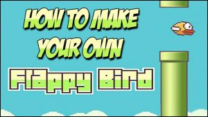 How to make clone of Flappy Bird Mobile App game? Video tutorials list post.