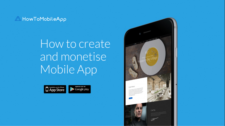 enjoy creativity and create best mobile app